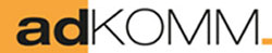 adKOMM Software GmbH & Co. KG  Logo